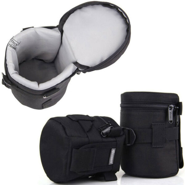 Ex-Pro® Black Model 414 Camera Case for Kodak Easyshare C763