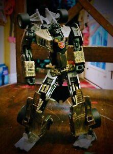 Transformateurs sur mesure: Robots déguisés en bronze rustique Mirage *