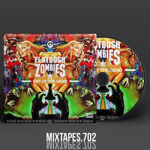 Image Is Loading Flatbush Zombies Day Of The Dead Mixtape Full