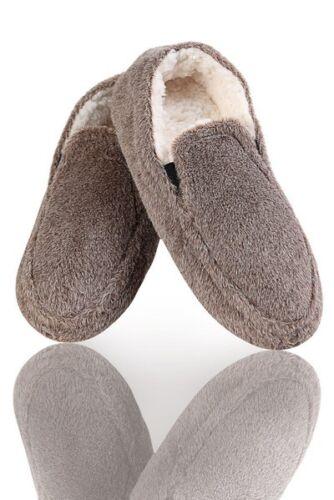 YELETE Homme et Femme Mocassin Style Indoor Slippers Unisexe