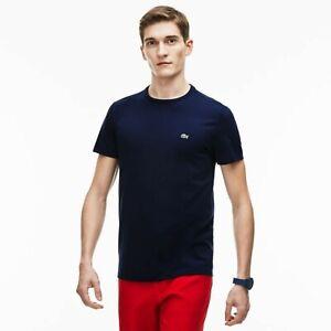 Lacoste-T-Shirt-Polo-Uomo-Col-vari-tg-varie-NUOVA-COLLEZIONE-S-S19