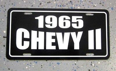 1970 Chevrolet Nova SS license plate car tag 70 Super Sport Chevy 396 L79 350