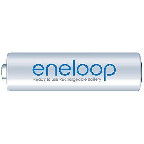 15 x eneloop pileS AAA micro Panasonic 800 mAh NiMH accu BK 4MCCE min. 750mAh HR