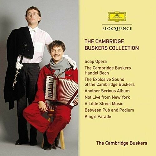 Cambridge Buskers - Cambridge Buskers Collection [New CD] Australia - Import