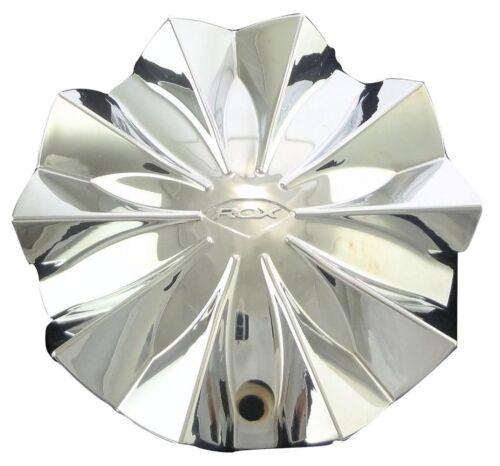 "Rox Curios Wheels Center Cap TR 293 Chrome 7 1//4/"" NEW"