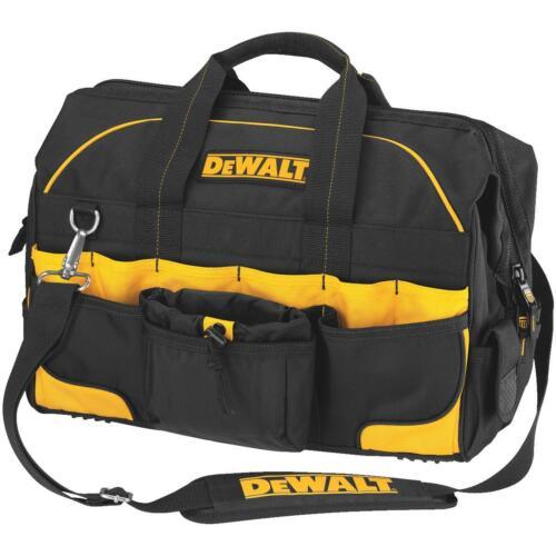 "DeWalt 18/"" Closed Top Tool Bag"