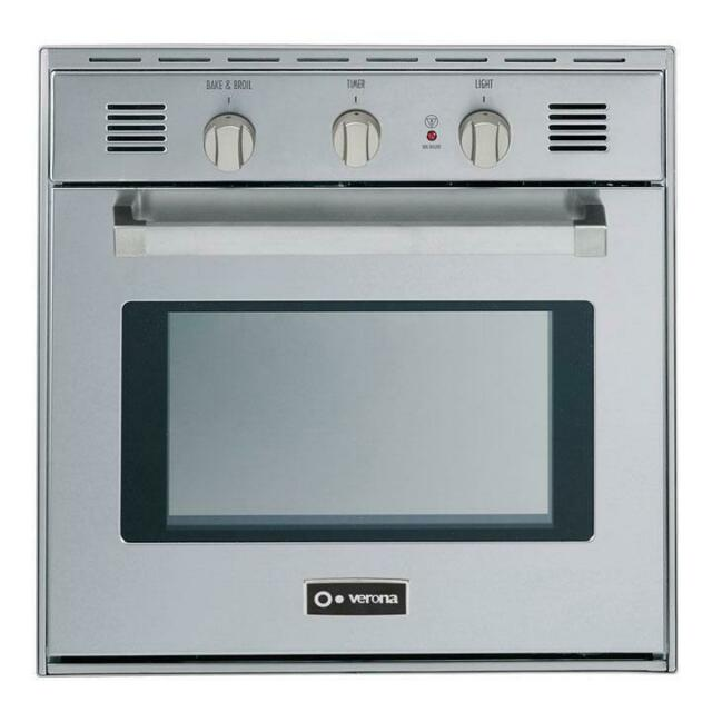Cu Ft Capacity Gas Single Wall Oven