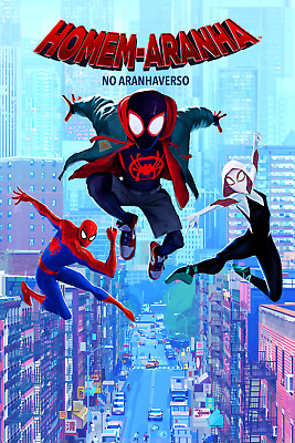 SPIDER-MAN MARVEL COMICS Art Silk Poster 12x18 24x36