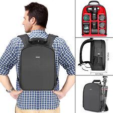 """Neewer Pro Camera Case Waterproof Shockproof 12.2x5.5x14.6"""" Backpack Bag"""