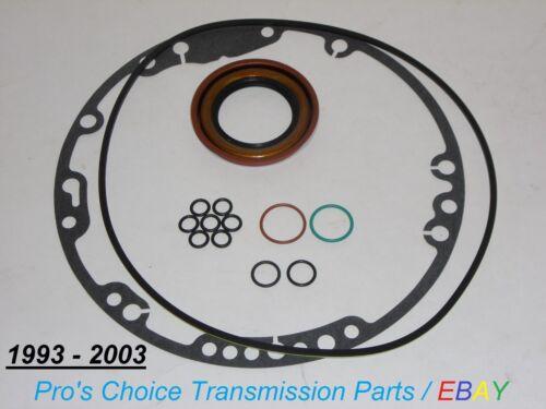 Complete Front Pump Reseal Kit---Fits All 1993-2003 4L60E 4L65E Transmissions
