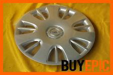 Original Opel Corsa D/Adam Radkappe 15 Zoll, 6006095, GM 13214814, NEU