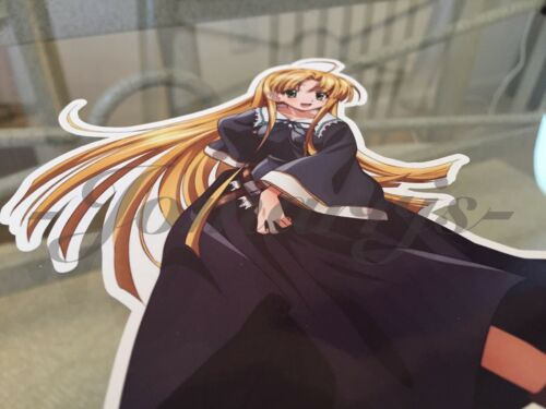 Asia Argento Sticker Decal Vinyl laptop high school Highschool DxD Anime