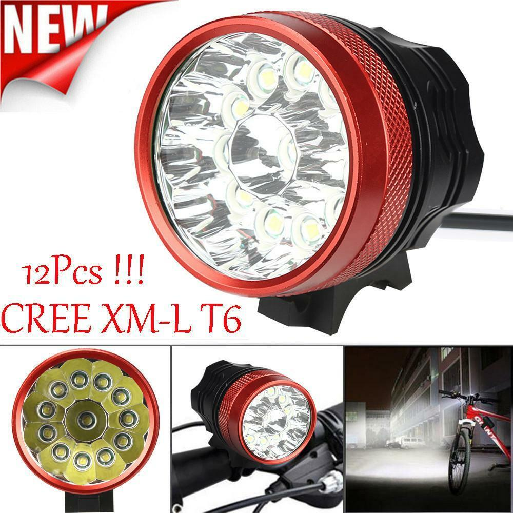 Mega Bright Bike Light 3000 Lumens