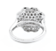 1-38Ct-Naturel-Diamant-14K-Blanc-Solide-or-Anneau-Bague miniature 4