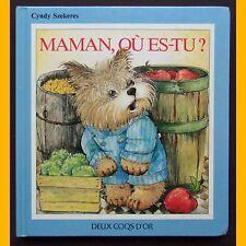 MAMAN, OÙ EST-TU ? Cindy Szekeres 1991
