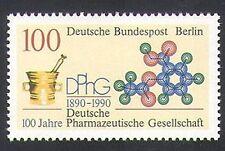 Alemania (B) 1990 Medicina/Médico/salud/ciencia/Farmacología 1v (n34644)