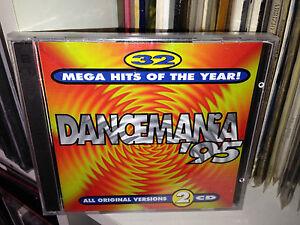 DANCEMANIA-95-RARO-DOPPIO-CD-NETZWERK-DATURA-USURA-DA-BLIZ-CORONA-WHIGFIELED