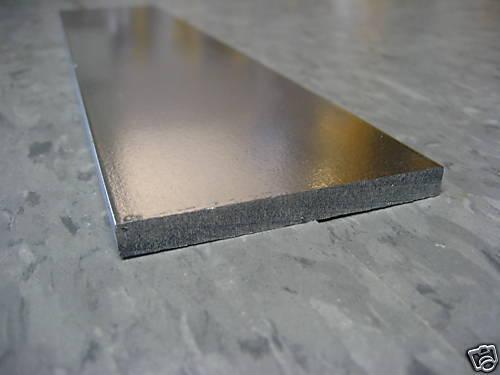 """6061 Aluminum Rectangular Bar 1 Piece 3//8/"""" X 6/"""" X 6 Ft"""