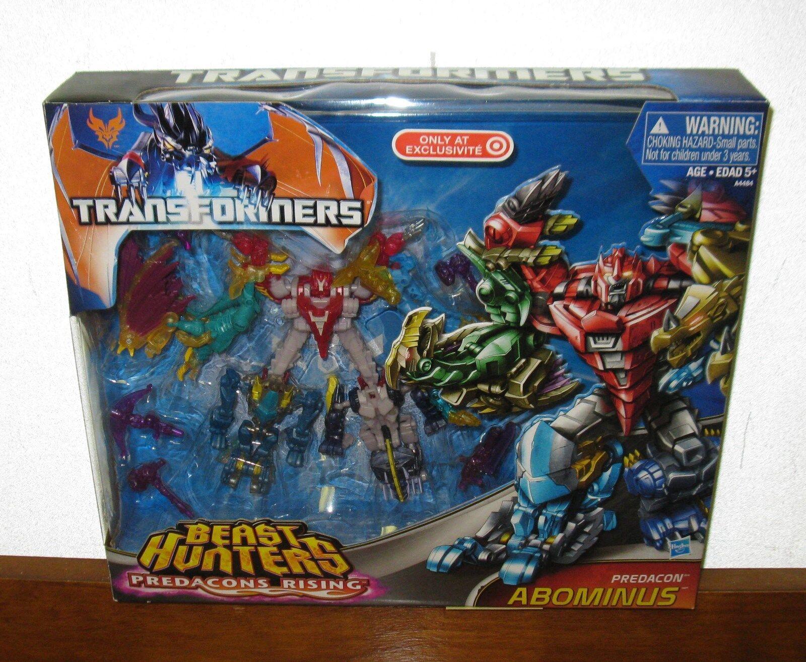 Transformers Beast Hunters Predacons Rising Abominus MB FREE SHIPPING