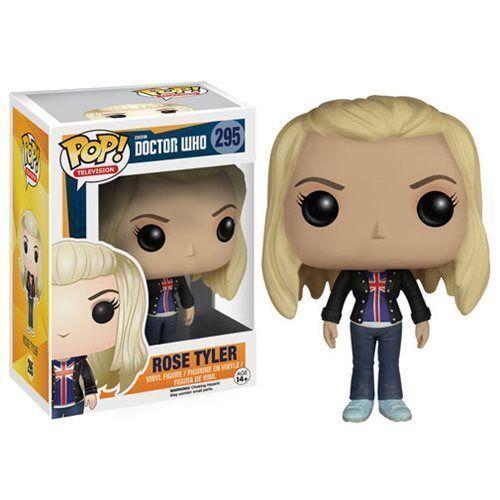 Doctor Who pink Tyler 9.5cm Pop Vinyle Figurine Funko 295 Tout Nouveau