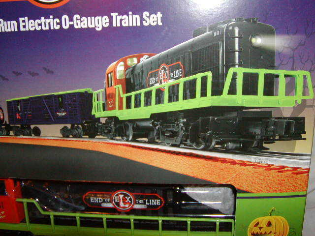 Lionel 6-85253 End of the Line Htuttioween LC LC LC Remote BT Train Set MIB O 027 nuovo ef1c07