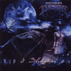 BEYOND-TWILIGHT-Section-X-CD-DIGIPAK-8-trks-FACTORY-SEALED-NEW-2005-Replica-Fra