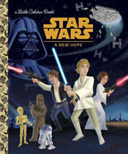 Little Golden Book: Star Wars: a New Hope (Star Wars) by Geof Smith (2015, Picture Book)