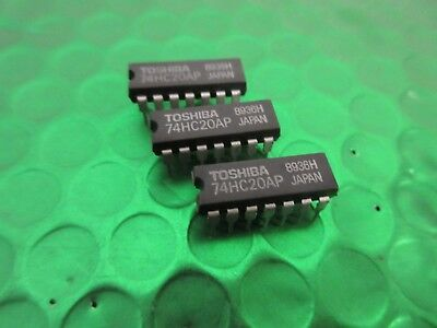 TC74HC137P 74HC137P Original Toshiba IC 74HC137  **2 CHIPS PER SALE**