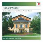 Wagner: Orchestral Music from Tannhauser (CD, Apr-2011, Sony Classical)