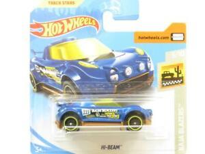 Hotwheels-Hi-beam-Baja-Blazers-Azul-Tarjeta-Corta-42-250-1-escala-64-Nuevo-Sellado