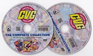 COMPUTER-AND-VIDEO-GAMES-Magazine-Disk-Spectrum-Atari-Amiga-Amstrad-CVG-amp-C-amp-VG