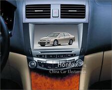 "8"" Autoradio Satnav for Honda Accord 7th 2003-2007 GPS Navi DVD Stereo Player"