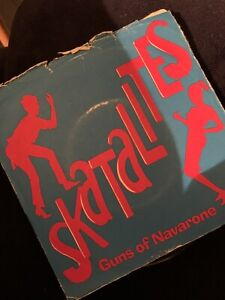 SKATALITES-Guns-Of-Navarone-ISLAND-45-SKA-REGGAE-ORIG-RECORD-RARE-VINYL