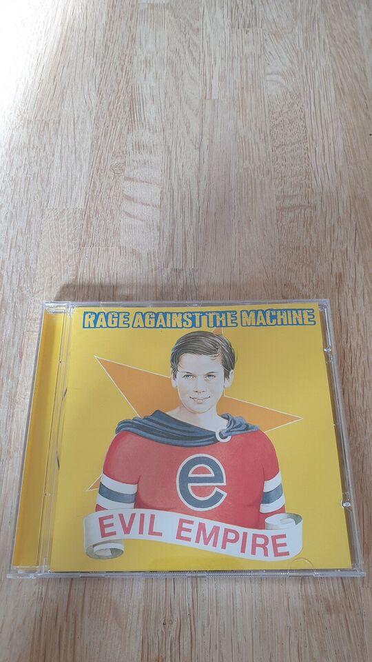 Rage Against The Machine: Evil Empire, rock