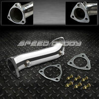 Stainless Downpipe High Flow Test Pipe/cat 97-05 Audi A4 B5 B6/ Passat 1.8t 20v