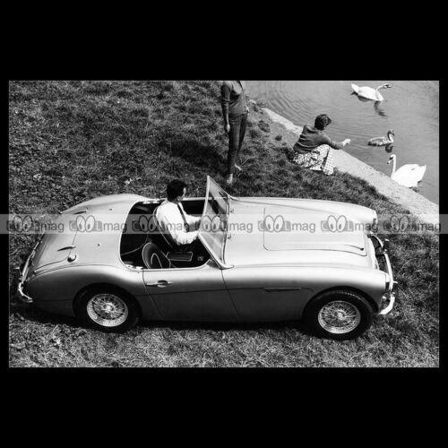 #pha.017294 Photo AUSTIN 100 SIX 1958 Car Auto