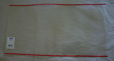 28,5 cm 5 Stück 285 x 54 0mm Buchumschlag Buchschoner Buchhülle Buchhüllen
