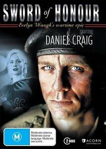 Sword-Of-Honour-DVD-Daniel-Craig-Evelyn-Waugh-039-s-WWII-Mini-Drama-Series