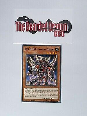 LED5-EN020 1st Edition Immortal Destin Common 3x Evil HERO Malicious Fiend