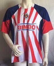 Chivas CD Guadalajara Liga MX Football Soccer Jersey Adult Size L