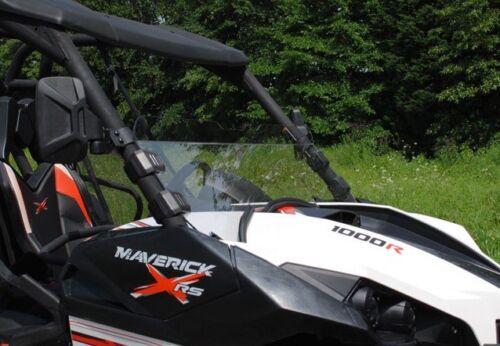 Super ATV Can-Am Maverick 1000 Scratch Resistant Half Windshield