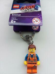 Original-Lego-Movie-2-Emmet-Minifigur-Schluesselanhaenger