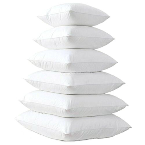 Bounce Back Premium Hollow-Fibre Cushion Pads//Inners//Cushion Inserts All Sizes