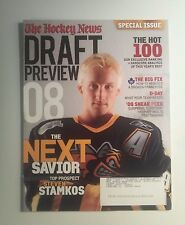 The Hockey News 2008 Draft Preview Special Issue   Steven Stamkos