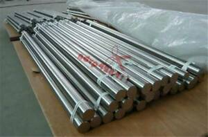 Length 50cm 1Pcs Titanium Ti Grade 5 Gr.5 GR5 Metal Rod Diameter 6 mm