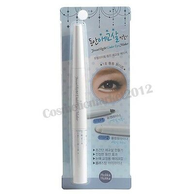 Holika Holika Jewel-Light Under Eye Maker 0.4gx1.4g#1 Plumping White Free gifts