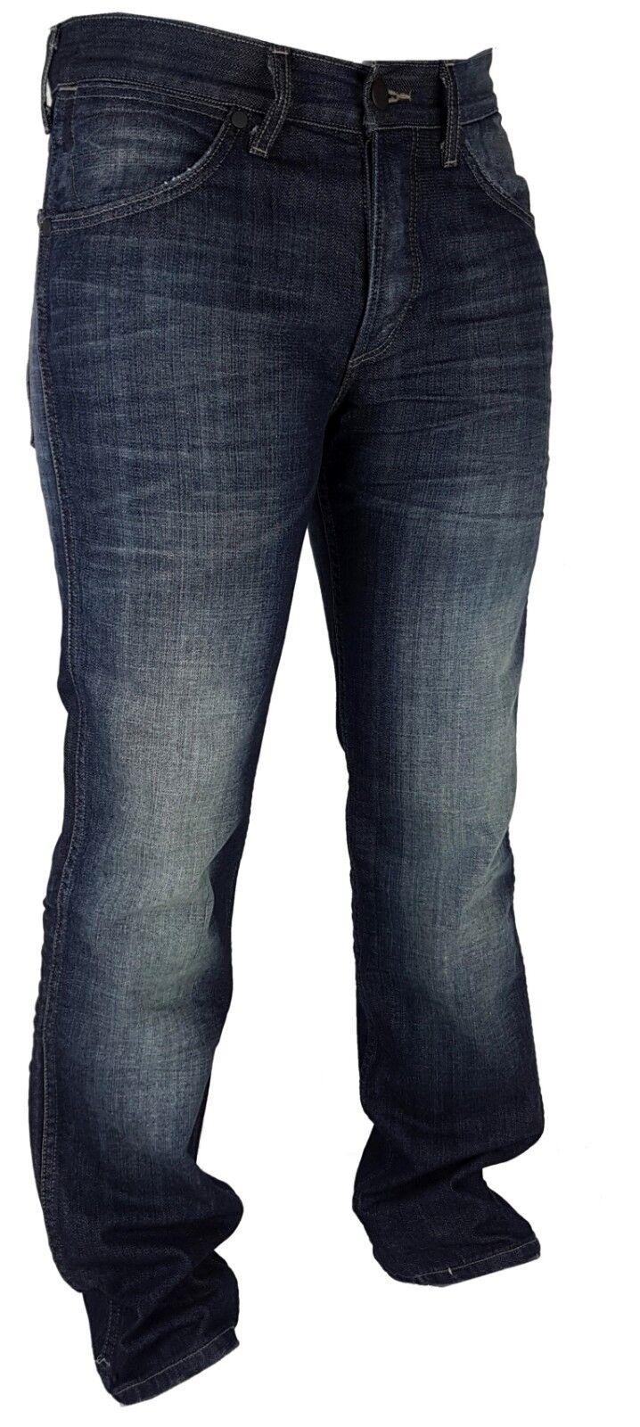 Jeans Regular Ace Herren Brand Denim Wrangler Jeanshose