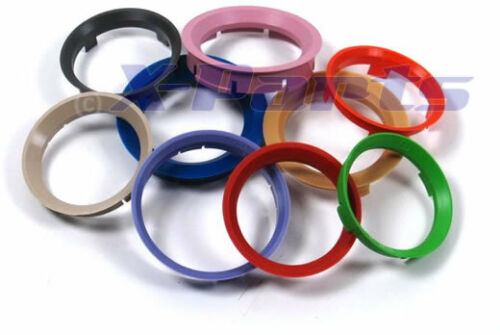 Llantas anilla anillas de centrado 70,1 a 63,4 mm alufelge