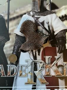 COO Models Crusader Knights Templar SE058 Hands x 6 loose 1//6th scale