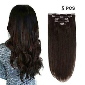 Real-Human-Hair-Remy-Hair-Extensions-Clip-in-Natural-Hair-for-women